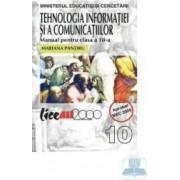 Tehnologia Informatiei si a Comunicatiilor Cls 10 - Mariana Pantiru