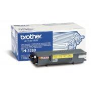 Brother TN-3280 Svart. 8000 sidor. Fri Frakt!