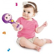 E-REIN All New Imported Colorful Baby Rattle Stick with Amazing Sound (Color as per Availability)