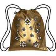 LOQI Plecak LOQI Metallic Matt Pop Gold