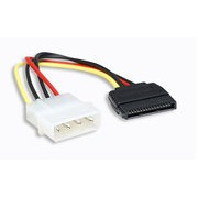 Manhattan SATA Power Cable - 4 Pin to 15 Pin, 16