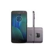 Smartphone Moto G5S Plus XT1805 Motorola Dual SIM 32GB Tela 5.5 Dupla Camera Traseira 13MP/8MP- Grafite