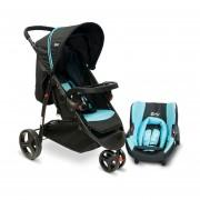 Cochecito Para Bebe Belly Gioco Azul
