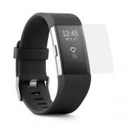 Elõlap védõ karcálló edzett üveg - 0.3mm, 9H - Fitbit Charge 2