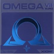 Xiom Omega VII Euro-Röd-2,0