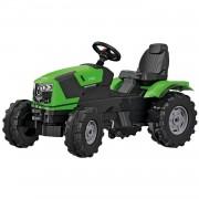 Rolly Toys traptractor RollyFarmtrac Deutz-Fahr 5120 groen/zwart
