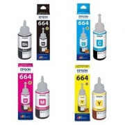 Epson Multicolor Ink Cartridge Pack of 4