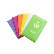Biglietti e buste colorati Ellebi Sadoch 8016 T1A - 131529 Formato 7,5x11 cm - Colore colori vivaci assortiti - Confezione da 10 - 8016 T1A
