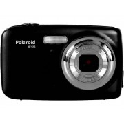 Polaroid E-126 Digitalkamera 18 Megapixel Zoom (optisk): 3 x Svart