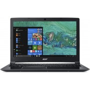 Acer Aspire 7 A717-72G-59BE Zwart Notebook 43,9 cm (17.3'') 1920 x 1080 Pixels 2,30 GHz Intel® 8ste generatie Core™ i5 i5-8300H