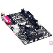 GIGABYTE GA-B85M-D3V-A, Intel B85, VGA by CPU, PCI-Ex16, 2xDDR3, SATA3, VGA/DVI/USB3.0/Parallel, mATX (Socket 1150)