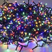 Vánoční osvětlení venkovní / vnitřní, řetěz, 14m - 700 LED