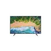 Smart TV LED 43 Samsung 43NU7100, UHD 4K, HDR Premium, Smart Tizen, HDMI, USB
