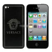 iPhone 4S Bakstycke Versace (Svart)