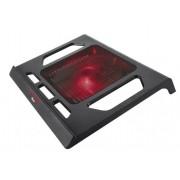 Notebook állvány, ventilátorral, USB, gaming, TRUST GXT 220 (TR20159)