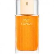 Cartier Must De Cartier Eau de Toilette para mulheres 100 ml