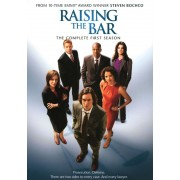 Raising the Bar: The Complete First Season [3 Discs] [DVD]