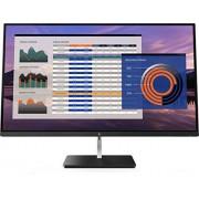 "HP EliteDisplay s270N 27"" 4K Ultra HD IPS Black, Silver Computer monitor"