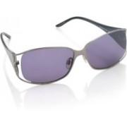 Celine Dion Rectangular Sunglasses(Violet)