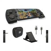 Phonejoy 2 Gamepad Control de Juego para Smartphone Paquete PRO NEGRO
