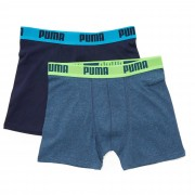 Set van 2 stretch boxershorts van 'Puma'
