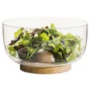 Sagaform Oak serveringsskål, liten Sagaform