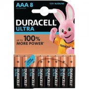 Blister de 8 Duracell Ultra Power AAA (MX2400B8)