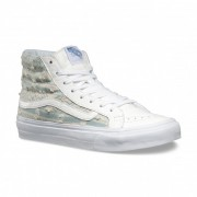 Shoes Vans Sk8-Hi Slim Frayed Native