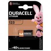 Duracell Pile CR123 Duracell Lithium 3V