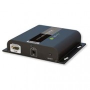 Techly Ricevitore Aggiuntivo Extender HDMI HDbitT 4K UHD IR Cavo Cat.6 120m