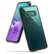 Protectie spate Ringke FUSION pentru Samsung Galaxy S10e Lite (Transparent fumuriu)