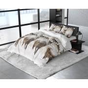 Sleeptime FL Winter Deer Grey Grijs 140 x 220
