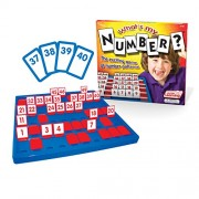 What's My Number Board Game