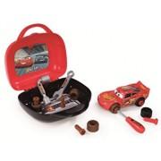 Cars - Trusa cu 23 accesorii si masinuta Fulger McQueen