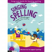 A&C Black Singing Spelling Audio-CD and Book