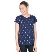 Tricou pentru femei Carolyn bleumarin S