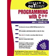 Schaum's Outline of Programming with C++, Paperback/John R. Hubbard