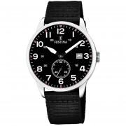 Reloj F20347/3 Negro Festina Hombre Estuche Festina