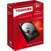 HDD Interni Toshiba P300 3TB, 64MB, 7200rpm, retail, HDWD130EZSTA