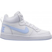 Nike Court Borough Mid (GS) - sneakers tempo libero - ragazza - White