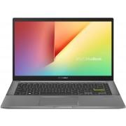 "Asus VivoBook S M433IA Notebook Ryzen 7 4700U 2.0GHz 16GB 512GB 14"" FULL HD BT Win 10 Pro"