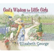 God's Wisdom for Little Girls: Virtues and Fun from Proverbs 31, Hardcover