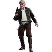 Movie · Masterpiece Star Wars / Force's Awakens Han · Solo 1/6 Scale Plastic Painted Movable Figure