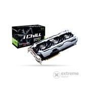 Inno3D PCI-E Nvidia GTX1060 iChill X3 (6144MB, DDR5, 192bit, 1556/8000Mhz, 2xDVI, DP, HDMI) grafička kartica