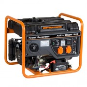 Generator de curent monofazat Stager GG 3400E, 3 kW, pornire electrica