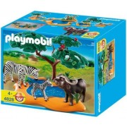 Playmobil Buffalo Zebras with