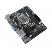 TARJETA MADRE ECS H310CH5-M2 2DDR4 PCIE GIGALAN HDMI VGA 1151-NEGRO