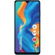 Telefon mobil Huawei P30 Lite, Dual SIM, 128GB, 4GB RAM, 4G, Peacock Blue