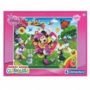 Puzzle Minnie Mouse si prietenii inalta zmeul 100 pcs Clementoni