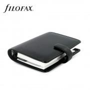 Filofax Metropol Pocket, Fekete